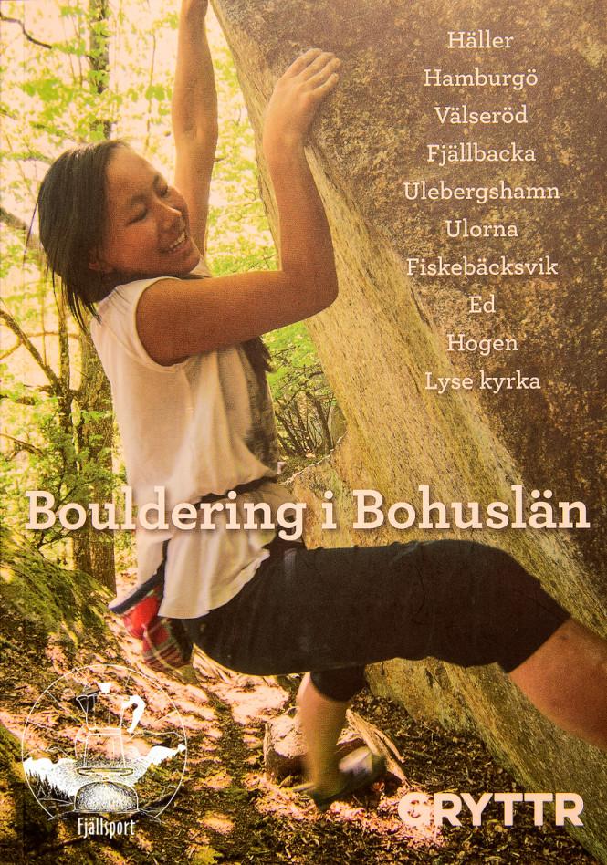 Bouldering i Bohuslän