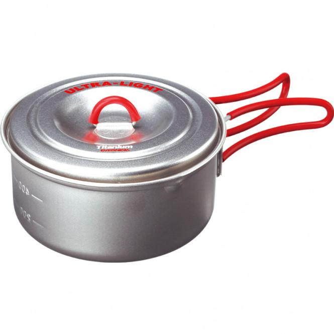 Ti Ultra Light Pot 0.6 L