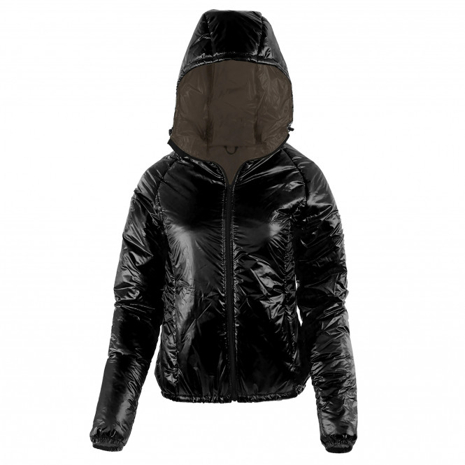 Womens Torrid Jacket, Black 10d