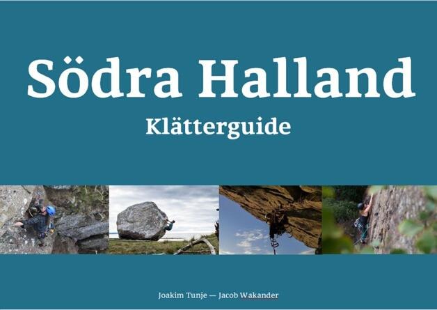 Södra Halland Klätterguide
