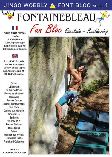 Fontainebleau Fun Bloc Bouldering