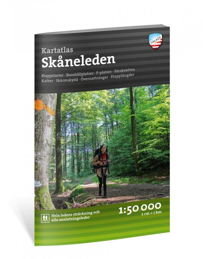 Friluftsatlas Skåneleden