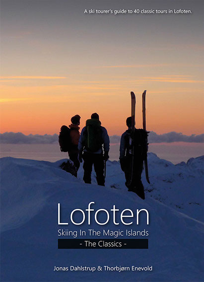 Lofoten Skiing in the Magic Islands