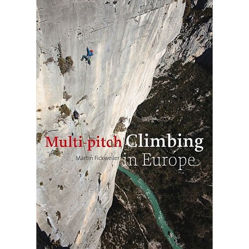 Multi-pitch Climbing in Eur