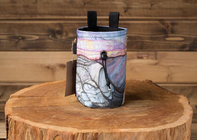 Chalk Bag Artist Series Yosemite
