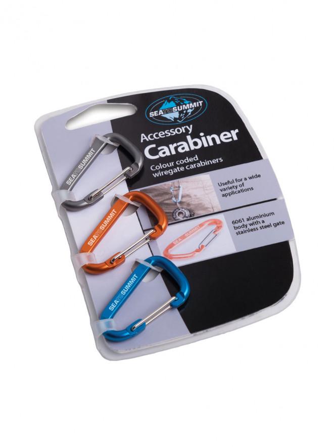 Accessory Carabiner Set 3pcs