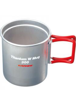 Ti Mug Double Wall 300FH