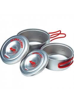 Ti Ultra Light Pot Set S (0.9 L + 0.6 L)