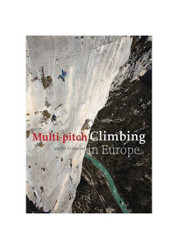 Multi-pitch Climbing in Eur