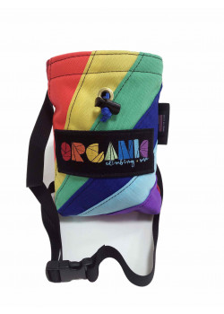 Large Chalk Bag Rainbow