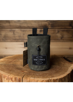 Chalk Bag Waxed Canvas Ranger